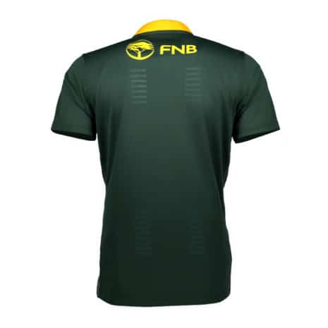 SPRINGBOK MENS HOME JERSEY 2019_back