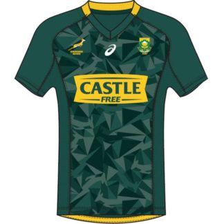 Springbok Sevens Mens Take Down Jersey 2018