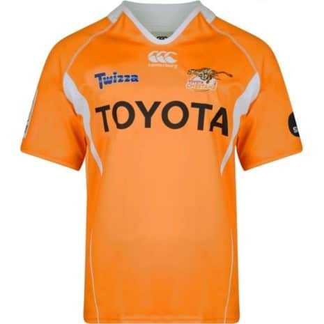 Cheetahs Womens Home Jersey 2018