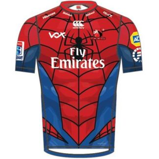 Spider-Man Mens Jersey 2019 Super Rugby