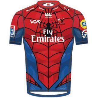 Spider-Man Mens Jersey 2019 Super Rugby