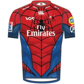 Spider-Man Kids TD Jersey Super rugby