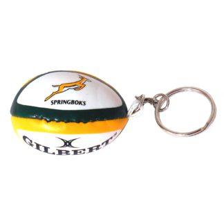 SA Rugby Springboks Ball Keyring
