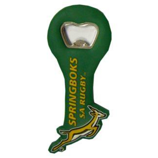SA Rugby Springbok Bottle Opener