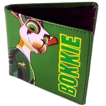 SA Rugby Bokkie Wallet Green