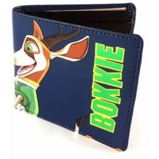 SA Rugby Bokkie Wallet Blue