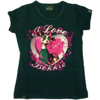 Bokkie SS Printed T-Shirt