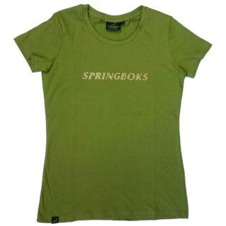 Springbok SS Stud Cactus T-Shirt