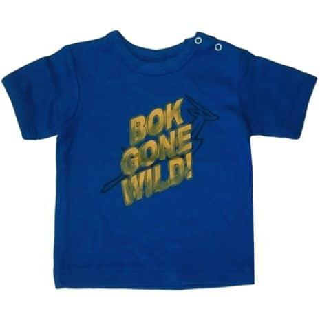Springbok Kids Ptd T-Shirt Blue