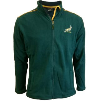 Springbok Fleece Trucker Jacket