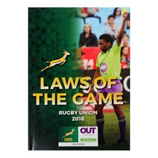 SA Rugby 2018 Rule Book