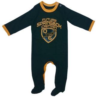 Springbok Future Captain Babygrow