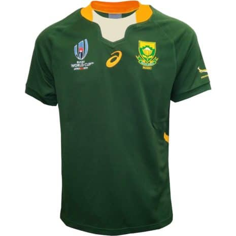 RWC 2019 Springbok Womens Home Jersey