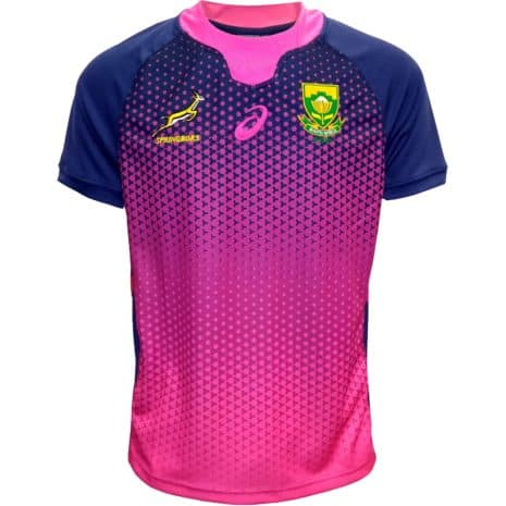 Springbok Mens Training Jersey 2019