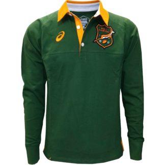 Springbok Classic Long Sleeve Jersey