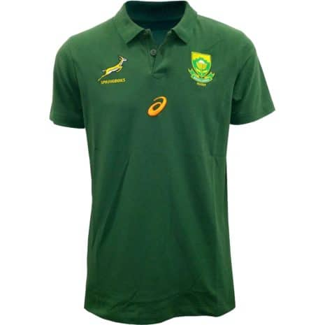 Springbok Media Polo Shirt