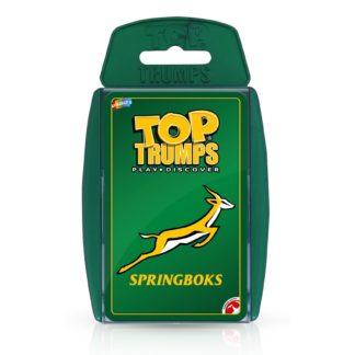 Springbok Top Trumps