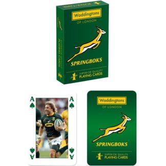 Springbok Playing cards