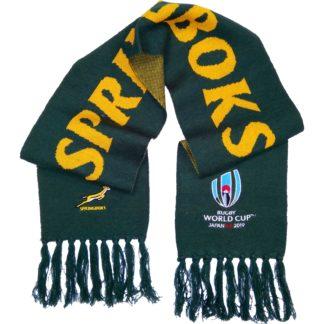 Springbok RWC dual branded Scarf 2019