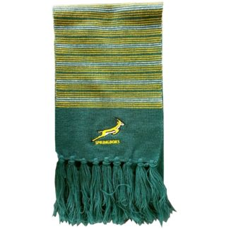 Springbok scarf 2019