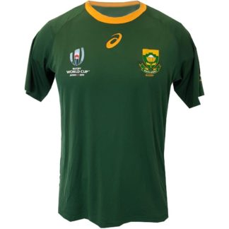 RWC Mens Springbok 2019 Take Down Jersey