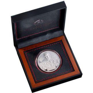 Ounce Silver medallion Siya Kolisi_a