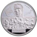 Ounce Silver medallion Siya Kolisi_c