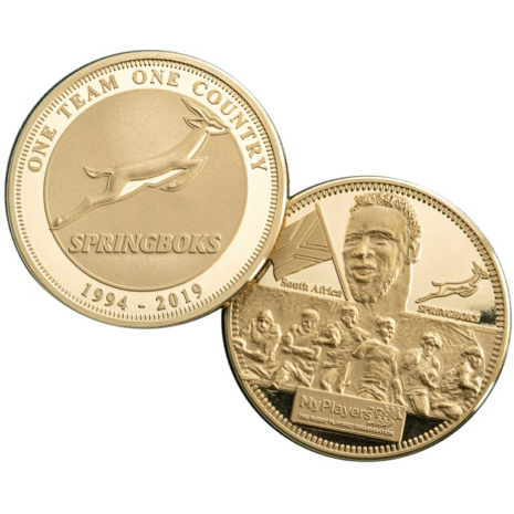 Brass proof medallion_a