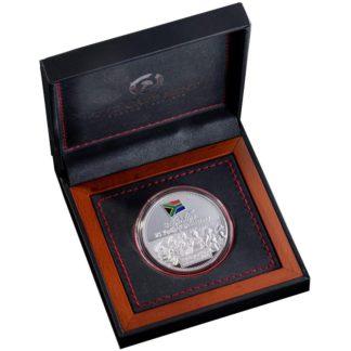 Ounce Silver medallion 25 years