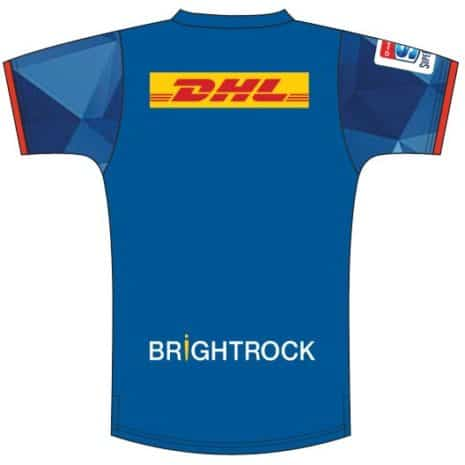 DHL Stormers 2020 home take down fan t-shirt_back