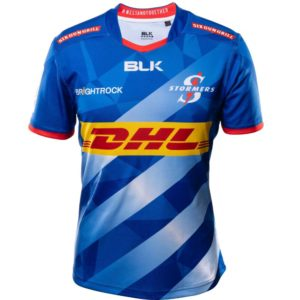 DHL Stormers Home Jersey 2020 front