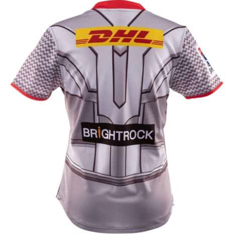 DHL Stormers Thor jersey 2020_back