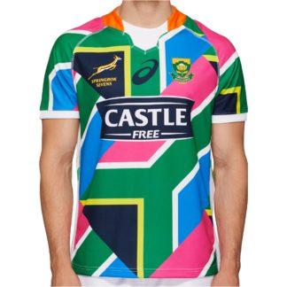 Springbok Sevens away jersey 2020_front
