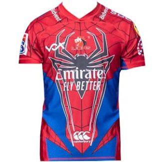 Lions Spider-Man jersey 2020