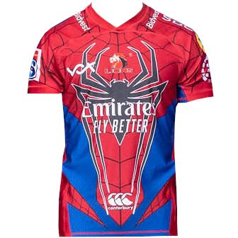 Spider Man Men S Jersey 2020 Sa Rugby