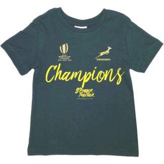 RWC Champions Kids Tshirt