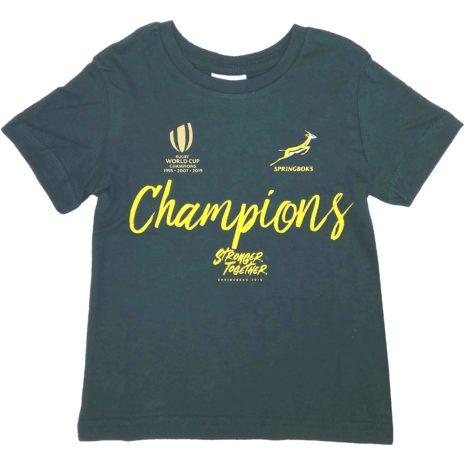 RWC Champions Preboys Tshirt