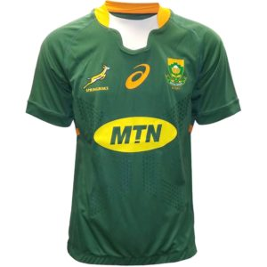 Springbok Mens Test Jersey 2020_front