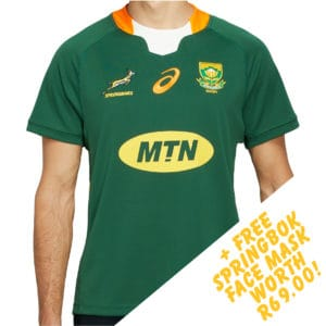 Springbok Mens Home Jersey 2020_face mask special_1