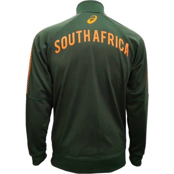 Springbok Presentation Jacket 2020_back