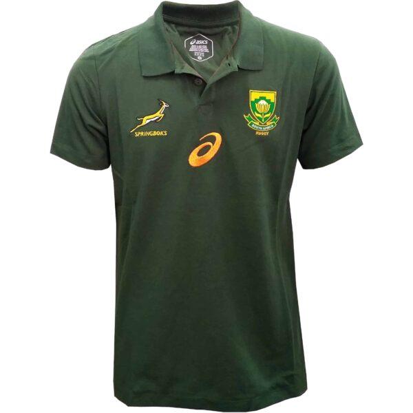 Springbok Media Polo Shirt 2020_front