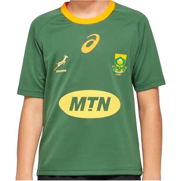 Springbok Youth Take Down Jersey 2020_front