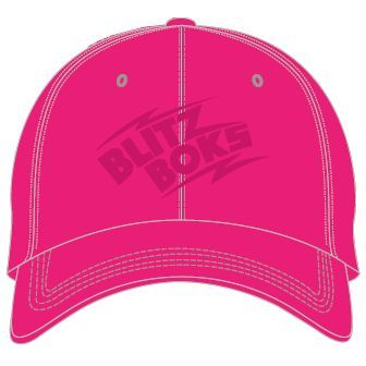 Blitzboks Ladies Pink Cap