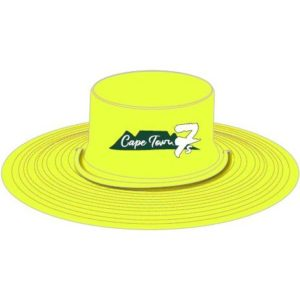 Sevens Wide Brim Hat Yellow
