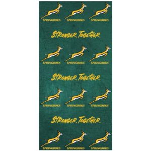 Springbok Stronger Together Buff