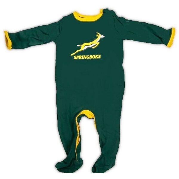 Springbok Long Sleeve Bodyvest