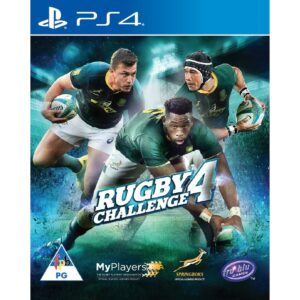 Rugby Challenge 4 - PS4