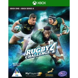 Rugby Challenge 4 - Xbox One