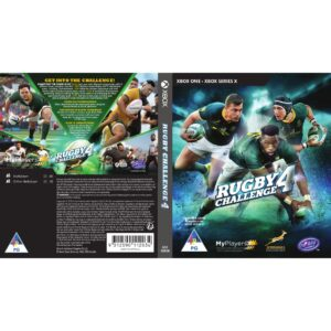 Rugby Challenge 4 - Xbox One_back