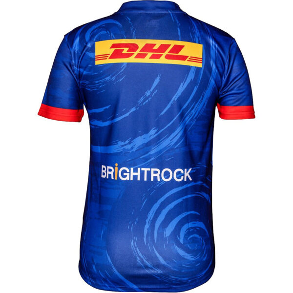 2021 DHL Stormers Home jersey_back